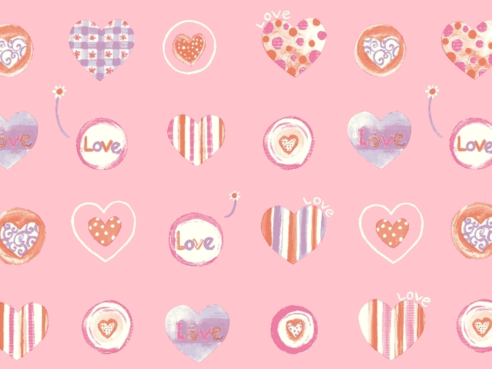 紅粉餅乾 Pink Cookie
